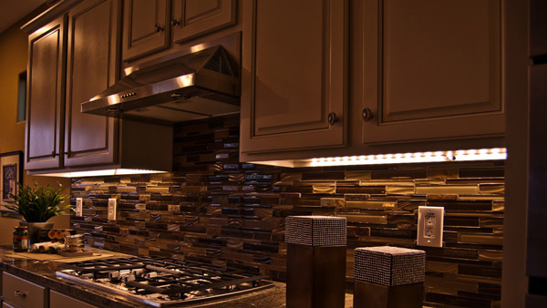 AQLighting LED Under Cabinet Tape Light