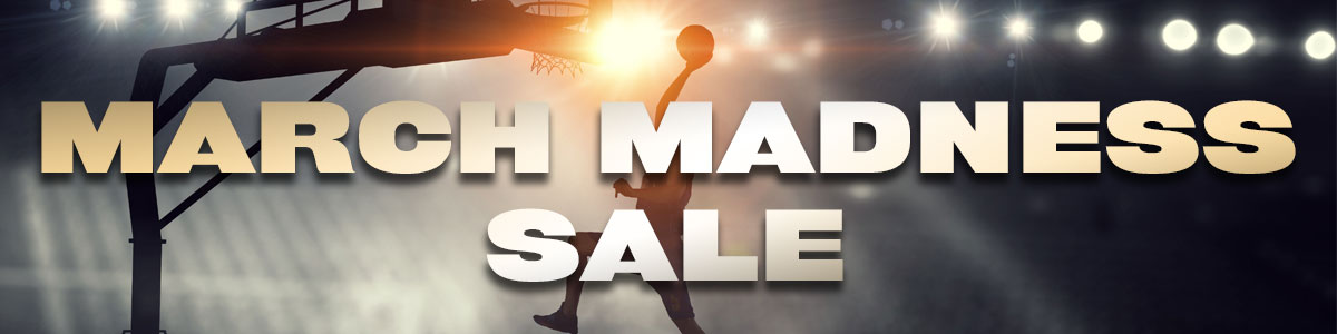 March Madness Rope Light Sale