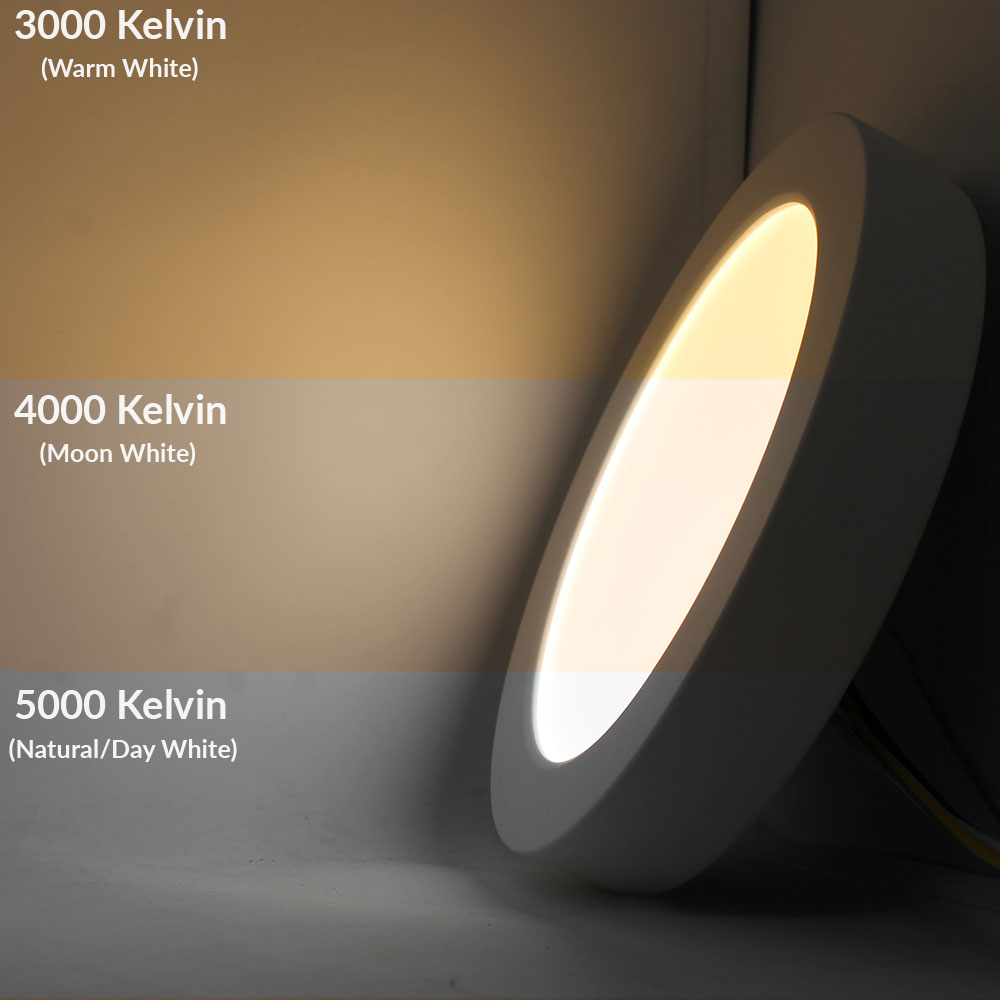 Switchable Color Temp Puck Light