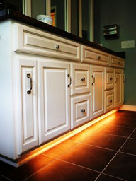 Choosing the right rope light rope light on under cabinet aloadofball Choice Image